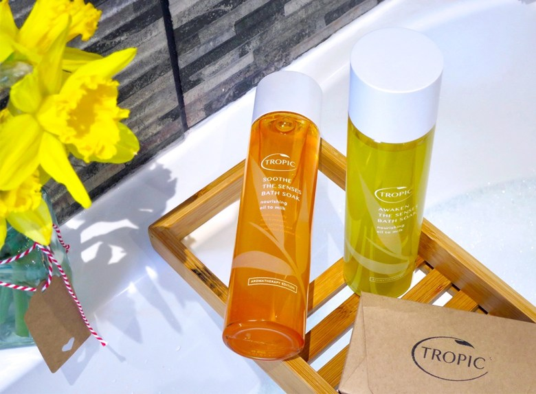 Tropic Skincare Luxury Bath Products