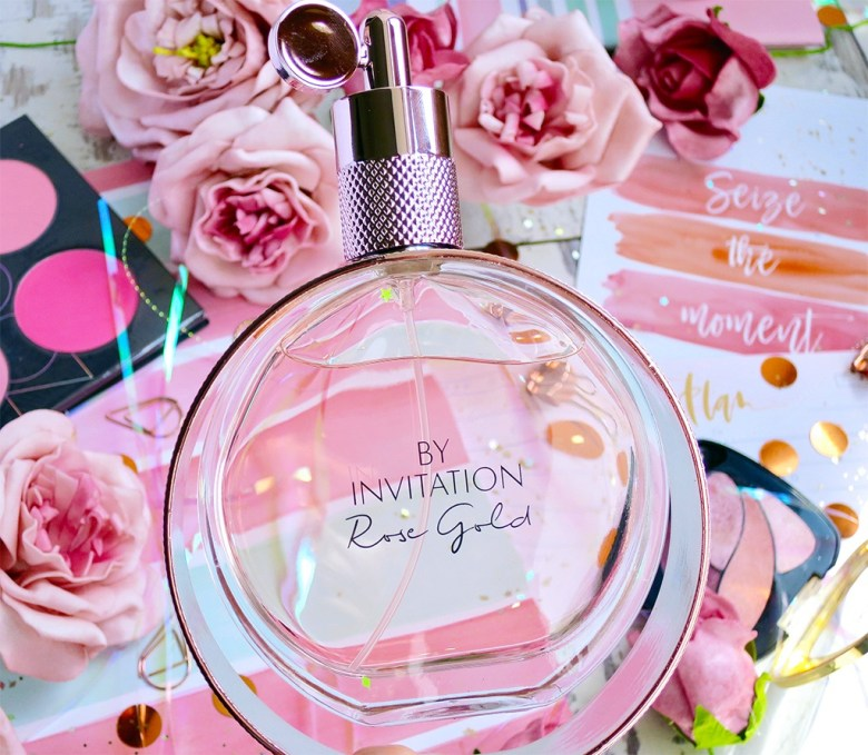 Bublé By Invitation Rose Gold Perfume