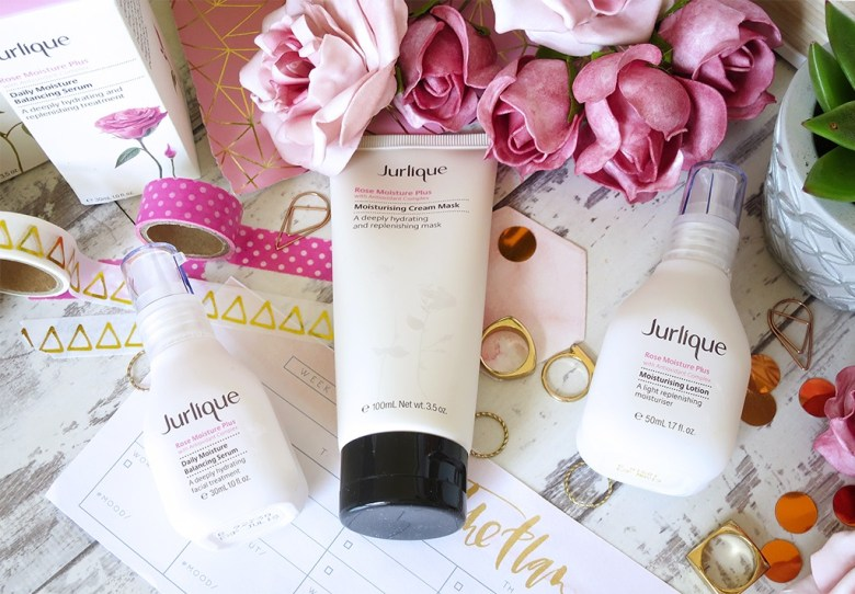 Jurlique Moisture Plus Hydrating Skincare Collection