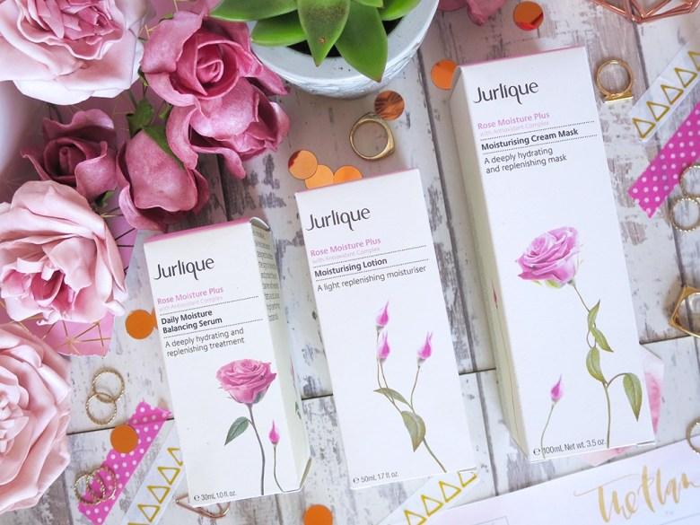 Jurlique Rose Moisture Skincare Collection