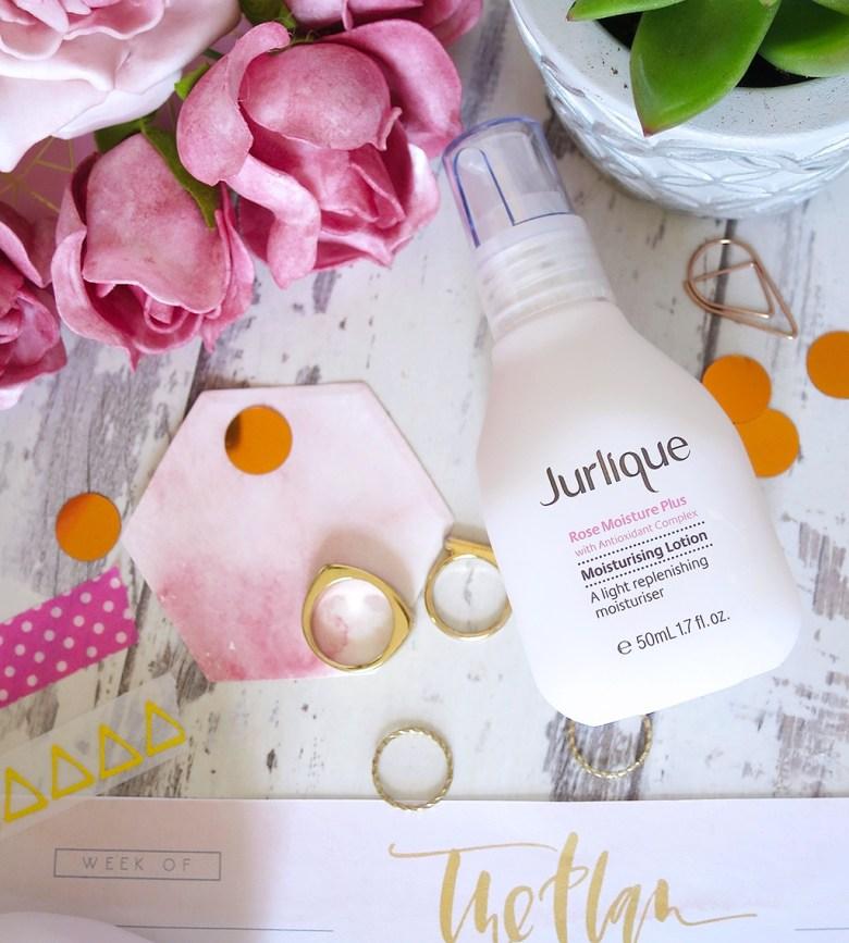 Jurlique rose moisture plus lotion