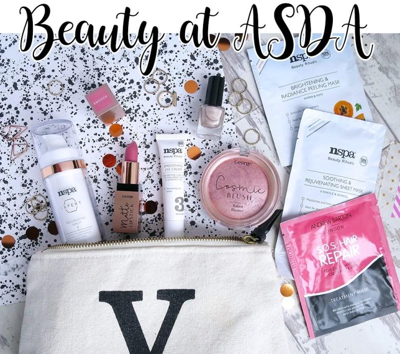 Beauty Products at ASDA