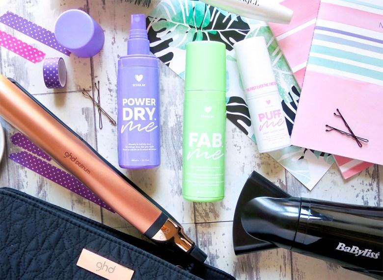 Design.me Haircare Collection
