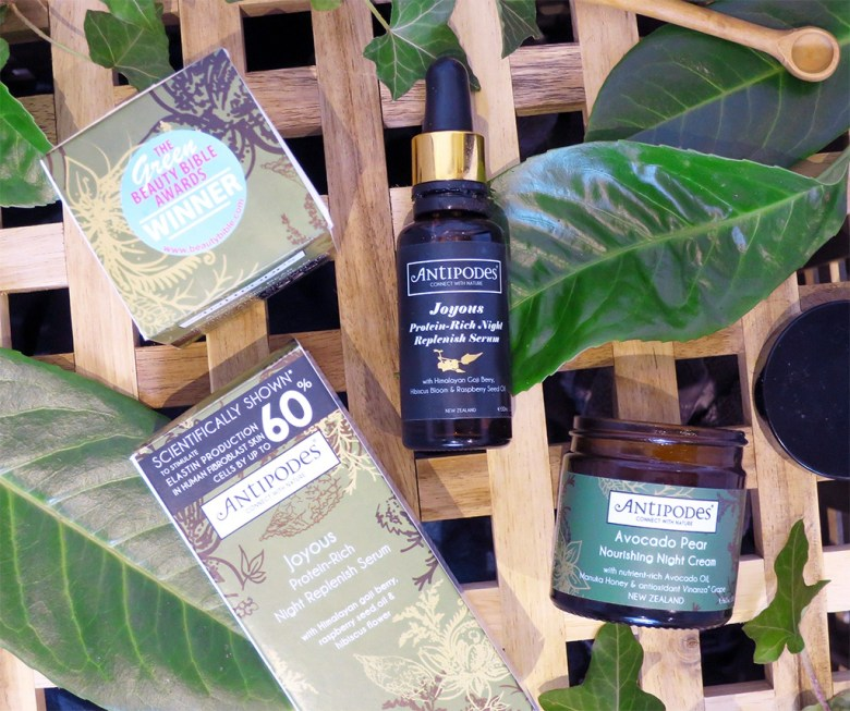 Green Skincare from Antipodes