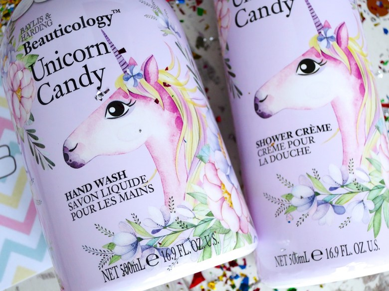 NEW Beauticology Unicorn Beauty Products