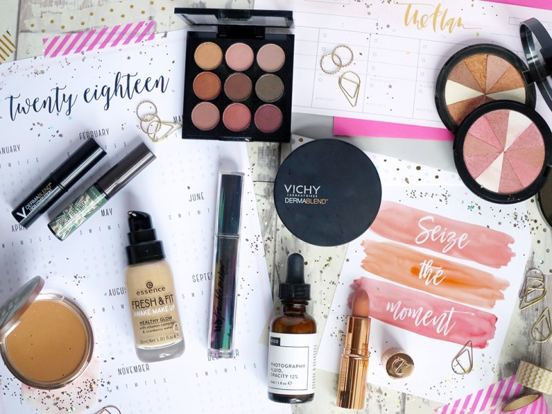 Current Makeup Favourites 2018