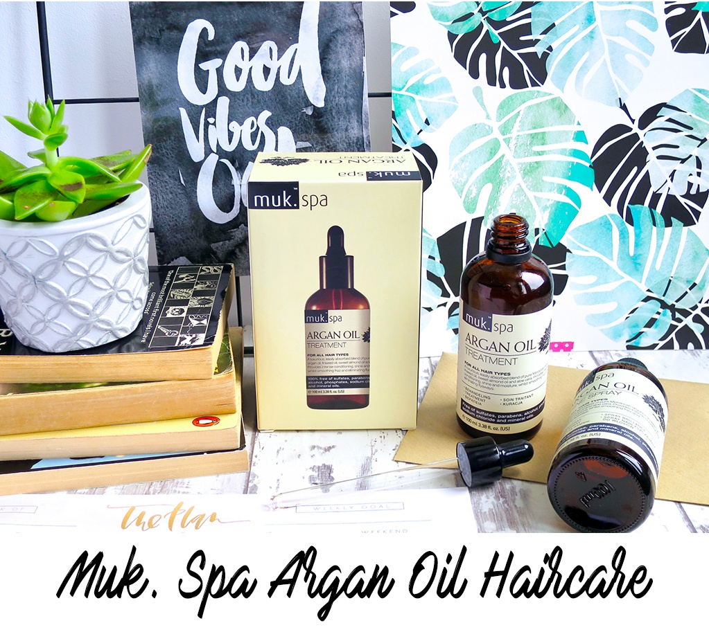 Muk. Spa Argan Haircare