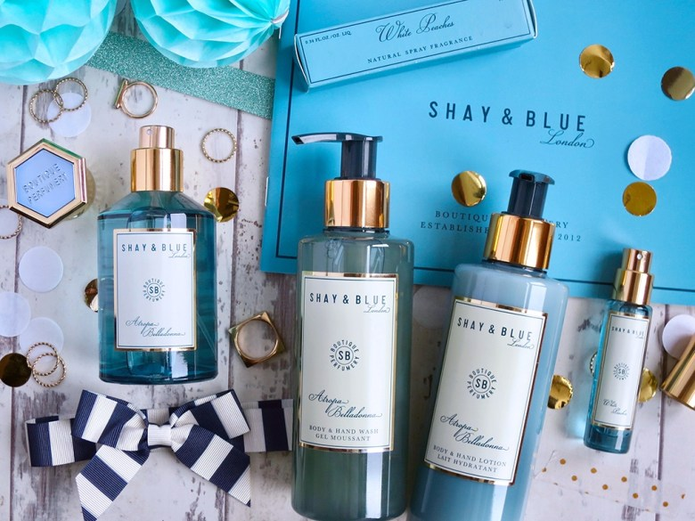 Shay and Blue London Fragrance Collection