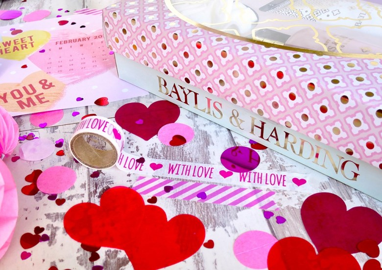 NEW Baylis and Harding Valentines Gift Ideas