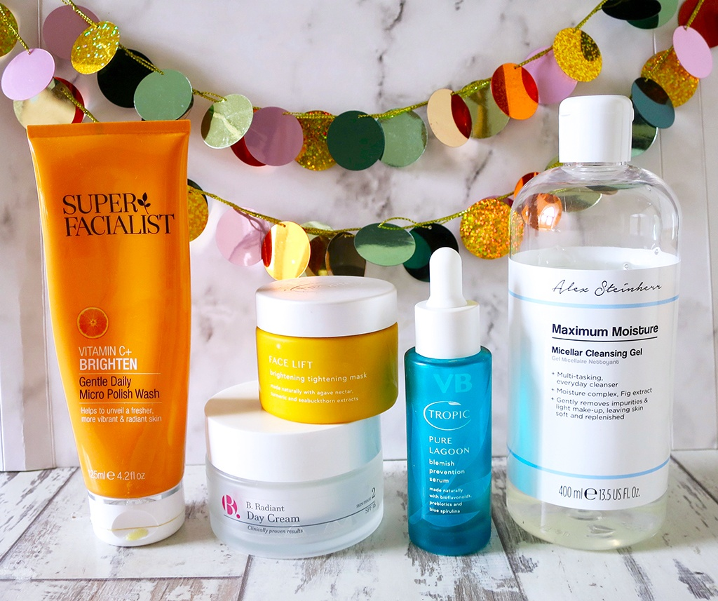 Favourite Affordable skincare Products