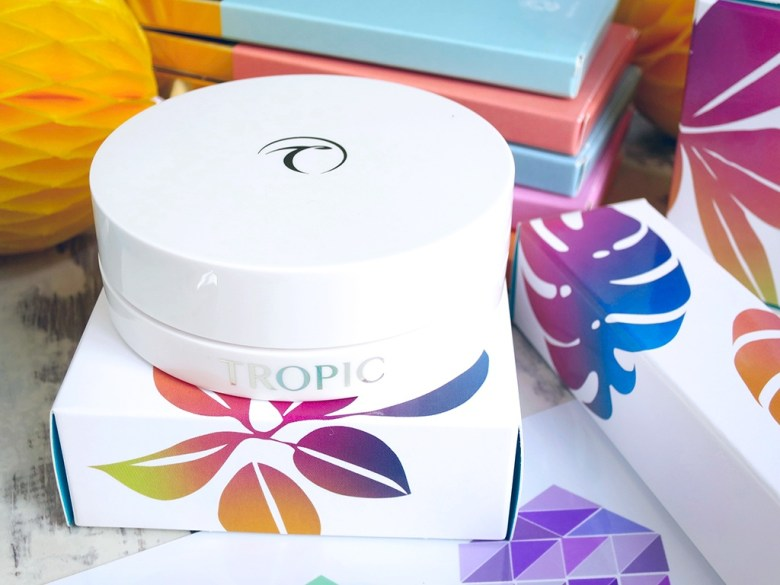 New Tropic Vegan Makeup