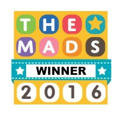 Winner 2016 MAD Blog Awards Best Schooldays Blog