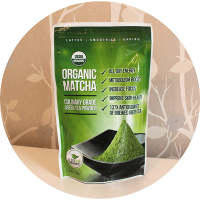 Matcha Organic Green Tea Powder Review