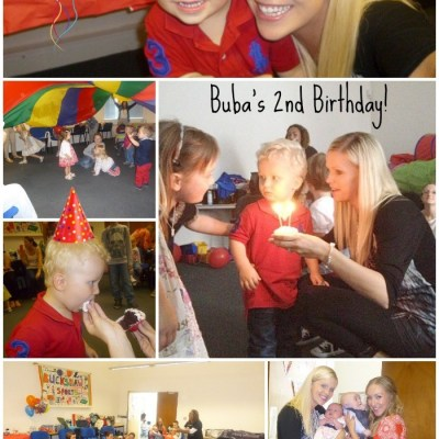 Buba's 2nd Birthday! {Flashback}