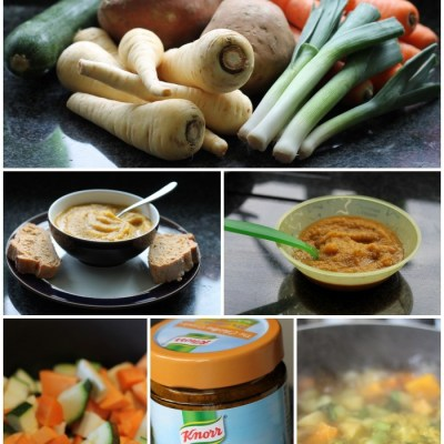 Sweet Potato Spring Soup Recipe