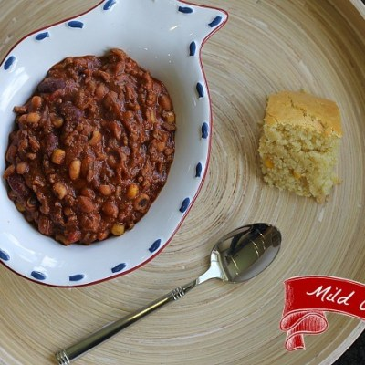 Mild Chilli Con Carne Recipe