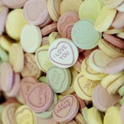 Design your own Swizzels Matlow Love Heart