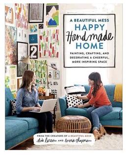 A Beautiful Mess Happy Handmade Book