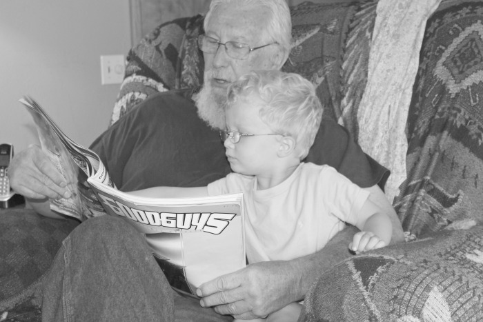 Grandpa family relationship