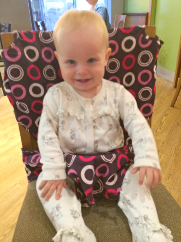 totseat mobile highchair