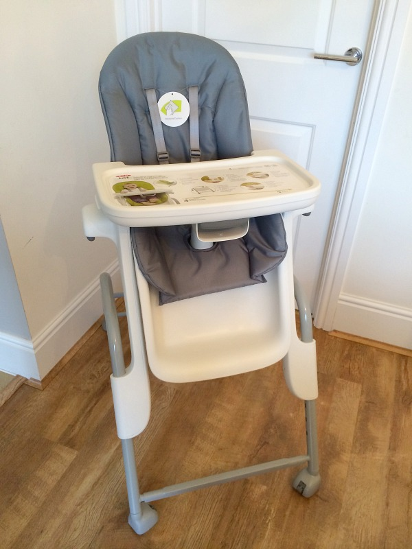 Charmant Oxo Tot Seedling Highchair Review