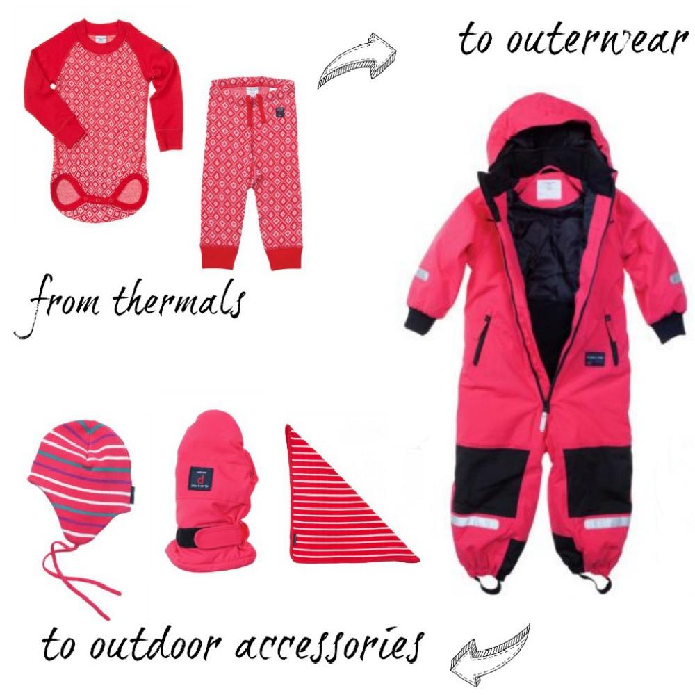Baby Ski Wardrobe Polarn O. Pyret