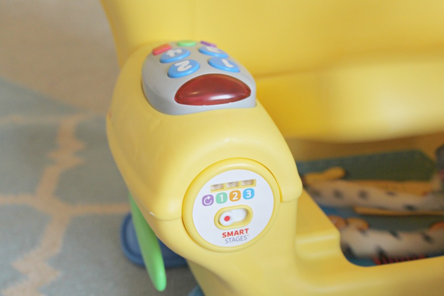 Laugh & Learn Smart Stages Fisher Price Chair
