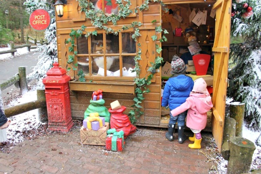 Santa's Grotto Post Office Center Parcs