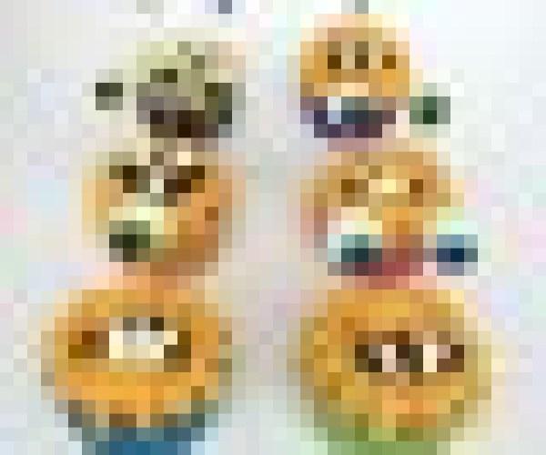 BKD-London Little Monster Cupcake Baking Kit