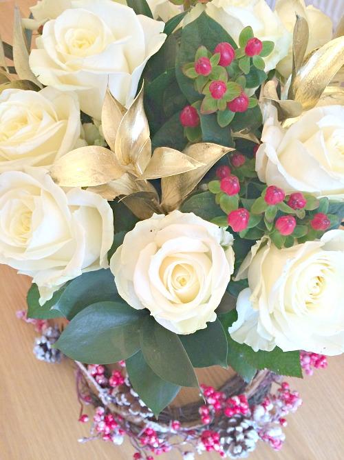 Appleyard London Christmas boutiques flowers
