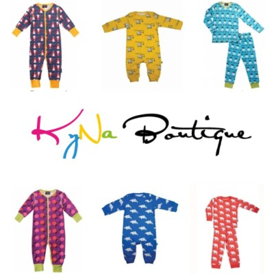 WIN Pyjamas from KyNa Boutique
