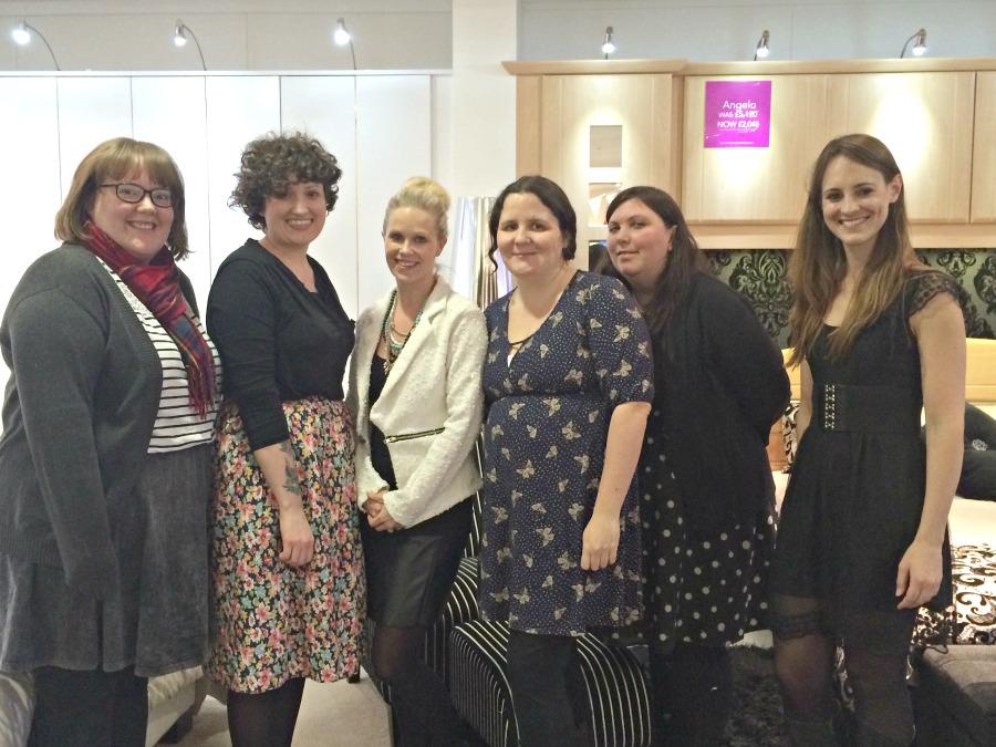 Betta Living Blogger Event Manchester