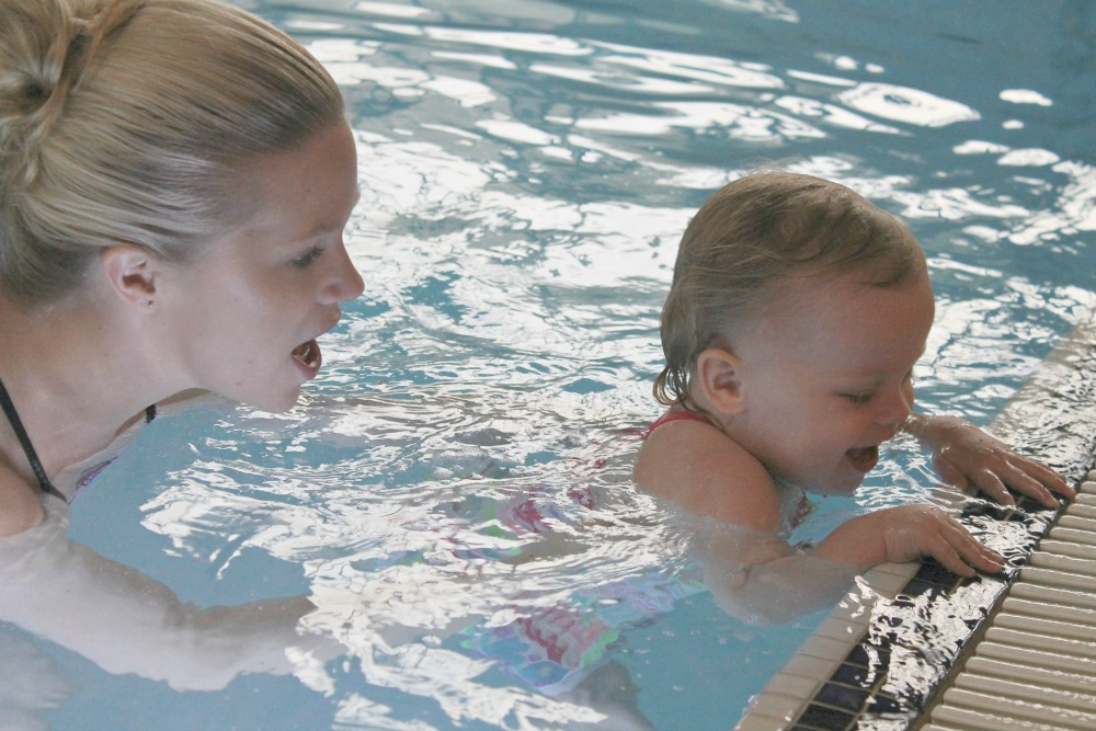 Puddle Ducks Swimming Lessons Child's First Swimming