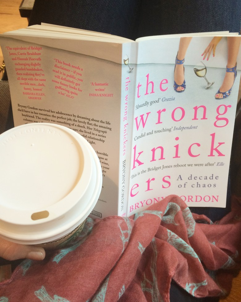 The Wrong Knickers Book Good Read