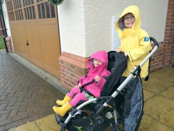 rain and hamster buggy bag review giveaway