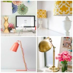 Home Decor Modern Lighting Lamps Desk Lamps Chandeliers
