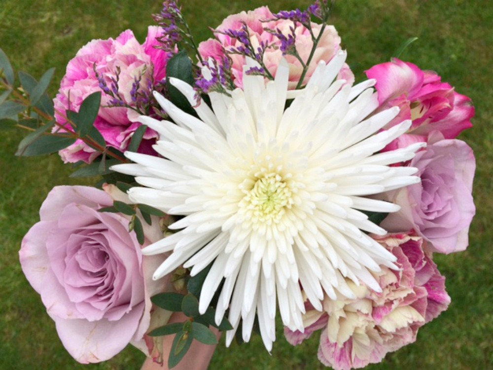 Appleyard London flower bouquet giveaway £10 off