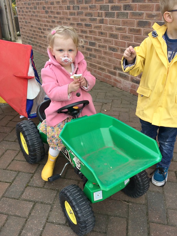 Our Easter Weekend 2015