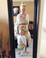 Playing dress up, traveling, and getting back in the kitchen #littleloves