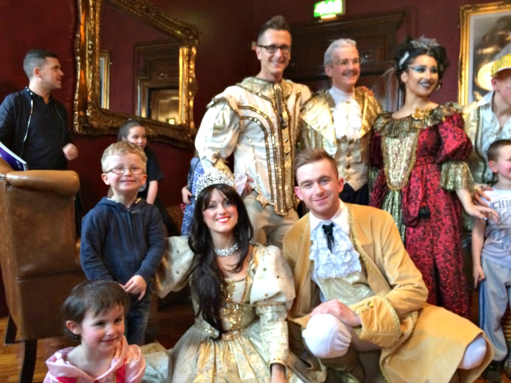 Easter pantomime at Epstein Theatre Liverpool