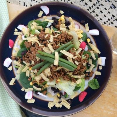 Beef & Radish Summer Salad + Oxo Giveaway