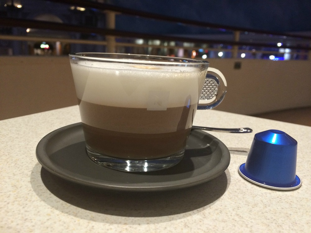 Dining at it's best at the Intu Trafford Centre Dine Around the Dome  Nespresso