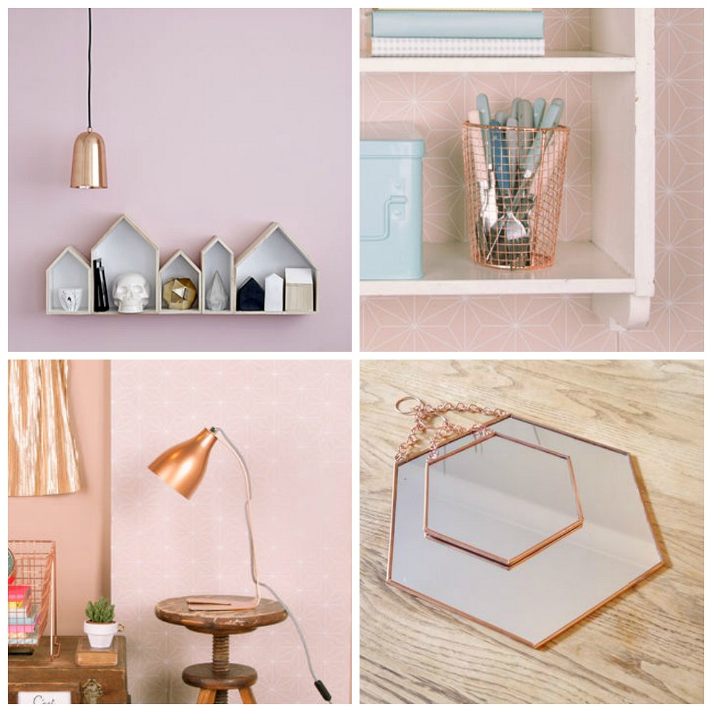 Home Decor Copper Accessories