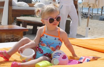 Nikki Beach Marbella, Spain #FamilyVacation