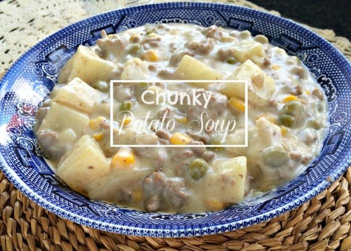 Chunky Potato Soup
