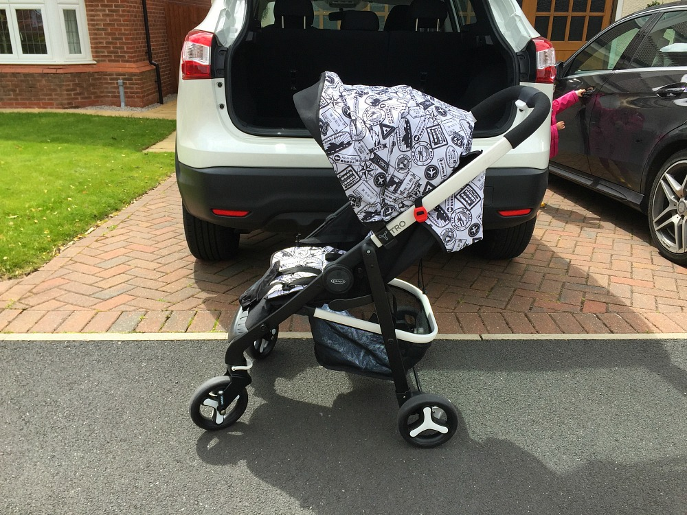 Graco Metro Pushchair Challenge Review