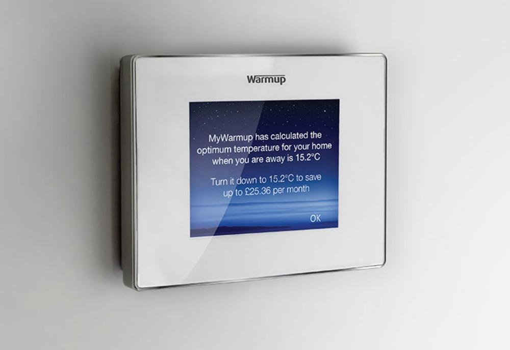 Technology saving you money? Smart Wifi Thermostat 4iE