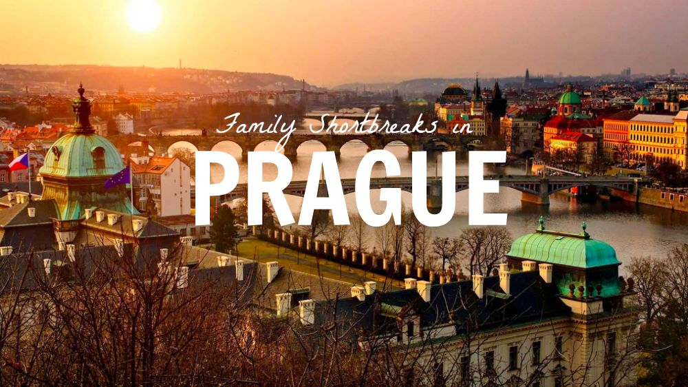 Family short breaks to Prague with Expedia