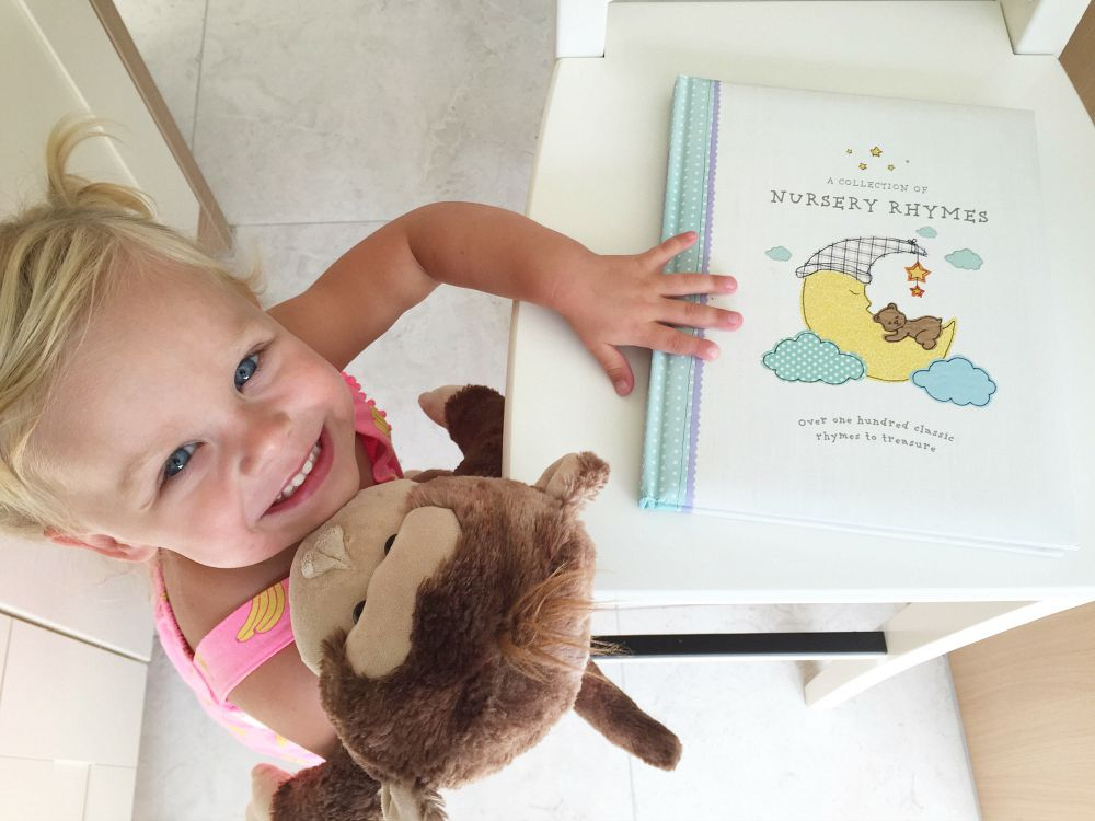 Parragon Books A Collection of Nursery Rhymes
