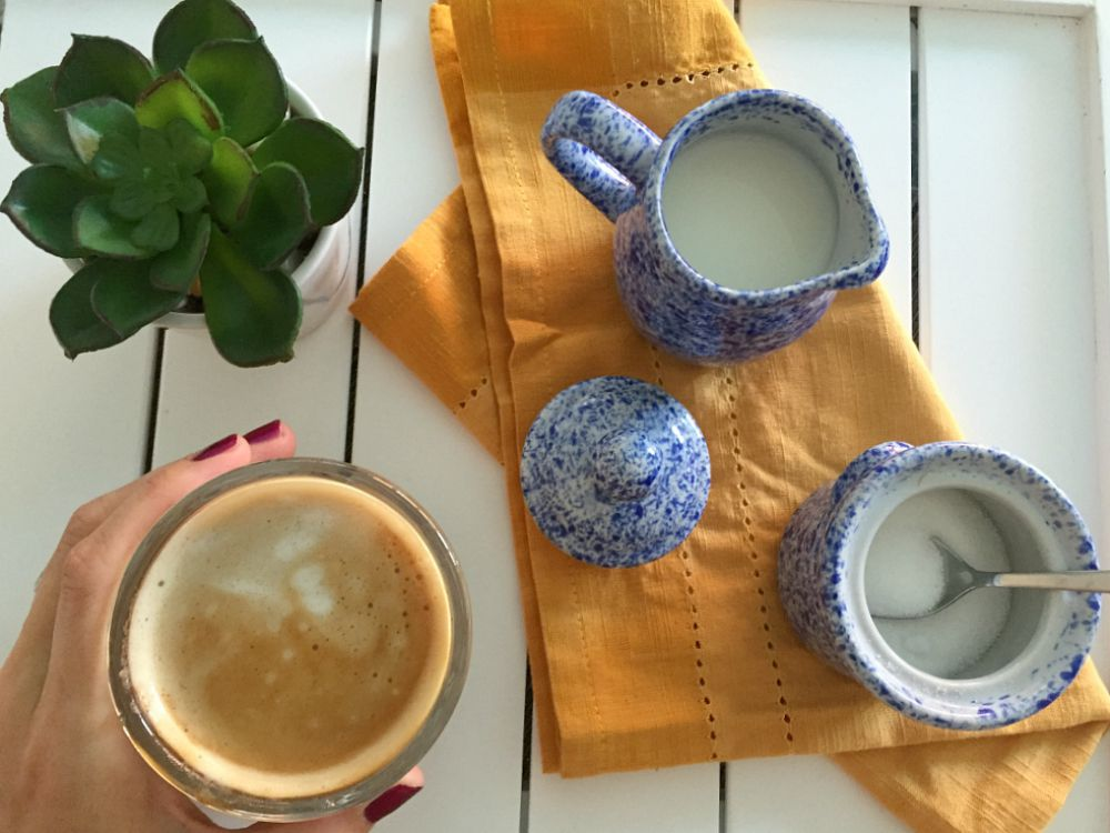 instagram styling coffee #littleloves new school kids